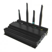 A mobile phone jammer | Most Powerful In The World IP68 Waterproof 15W WIFI Signal Jammer with IR Remote Control